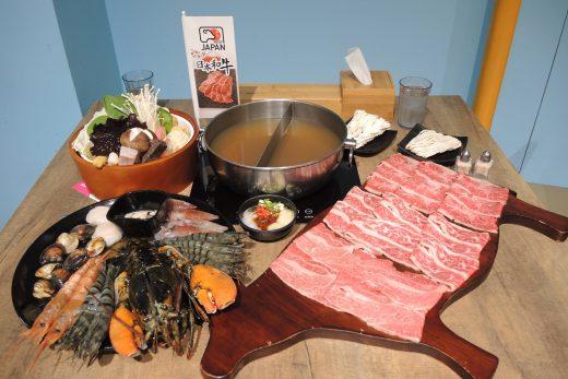 上官木桶鍋藝文店