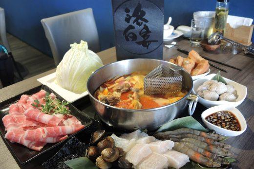 天母洛白宴膠原蛋白火鍋