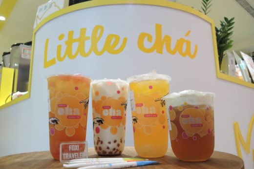 Little Cha & SW空間新概念