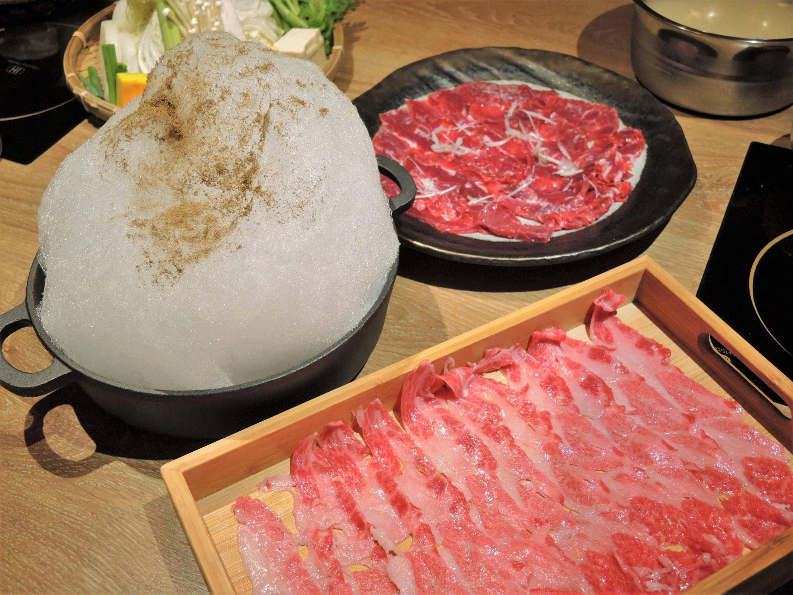 Power Beef 冷藏肉涮涮鍋