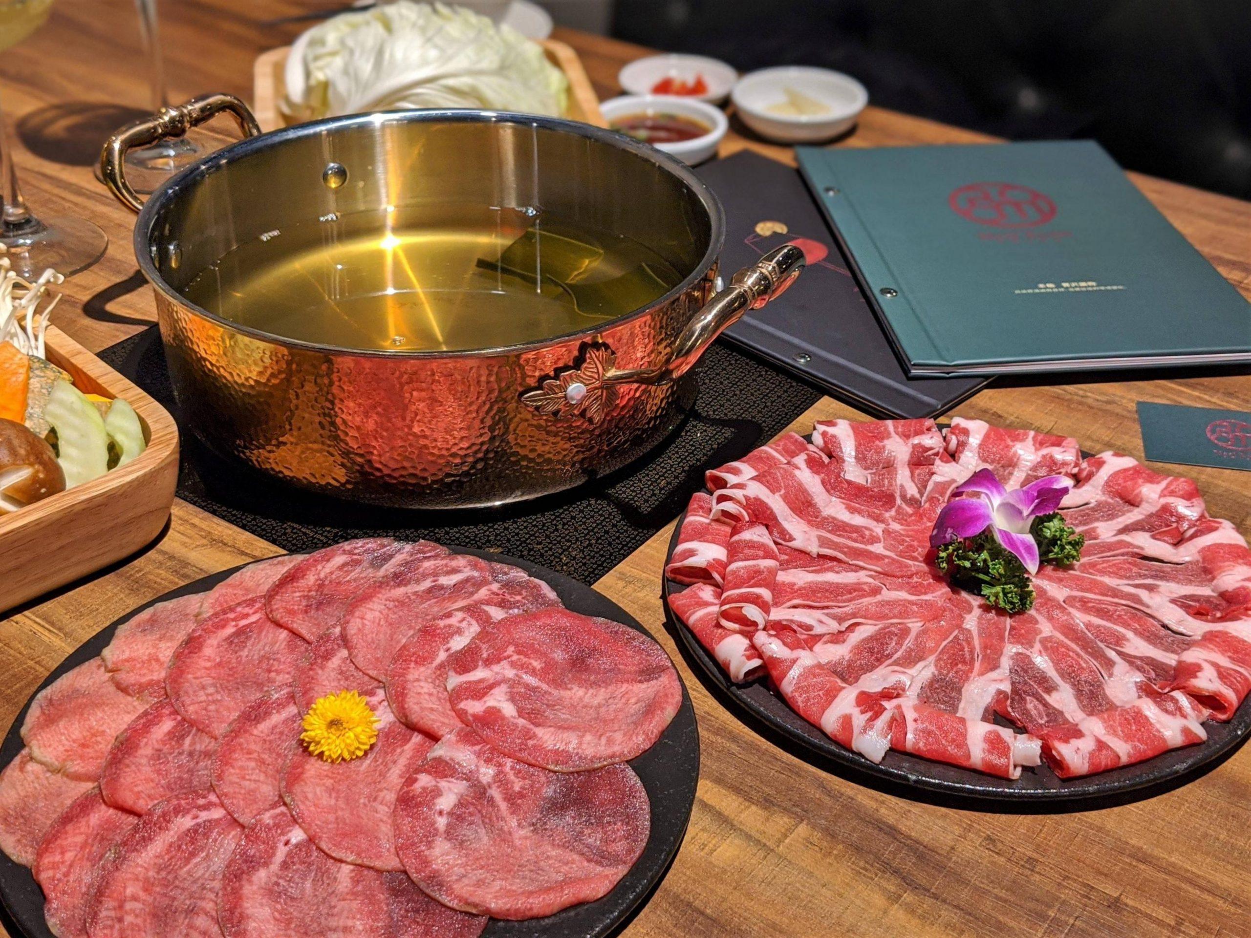 Meal Room Shabu 米釉贅沢鍋物